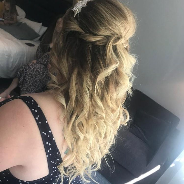 Wedding Hair Stylist - Alice Forshaw Hairdressing - Caterham - Surrey