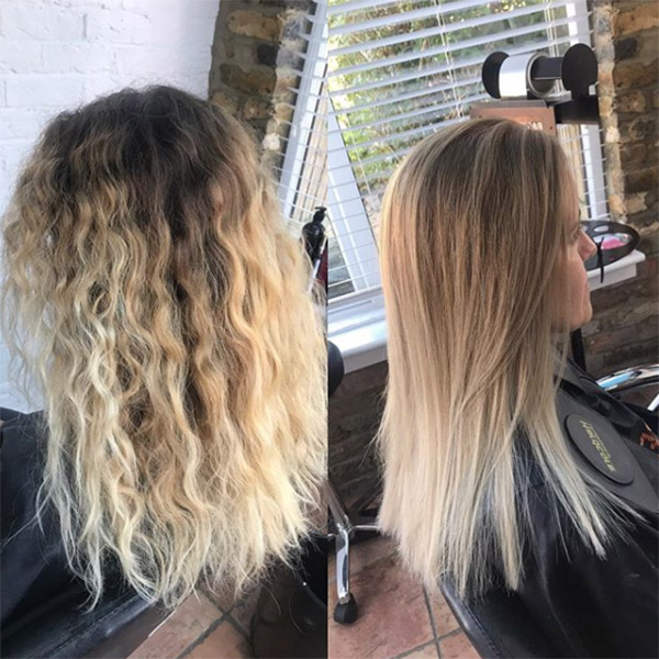 Hair Colour Correction - Alice Forshaw Hairdressing - Hair Stylist - Surrey